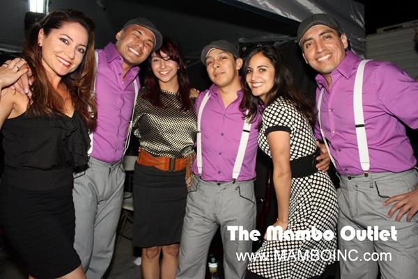 Mambo Inc. at Las Brisas, in Redondo Beach, 8/27