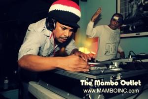 DJ Mayimbe - Resident DJ at The Mambo Outlet