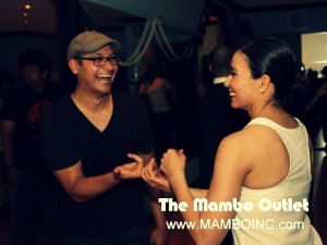 On2 Social Dancing at The Mambo Outlet