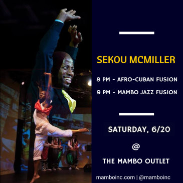 Mambo Inc. – The Mambo Outlet – June 20, 2015